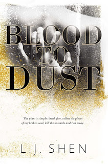 Blood to Dust by L.J. Shen book cover