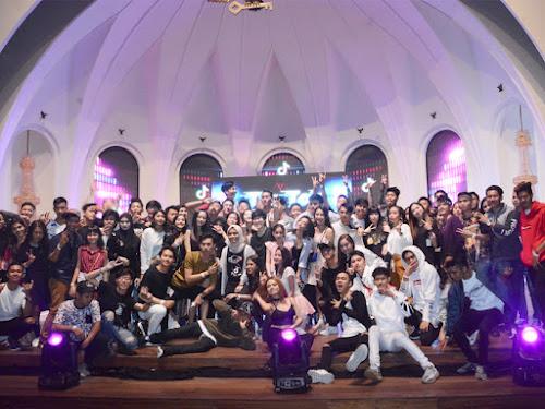 Kerja sama Tik Tok dengan Kreator Muda Indonesia