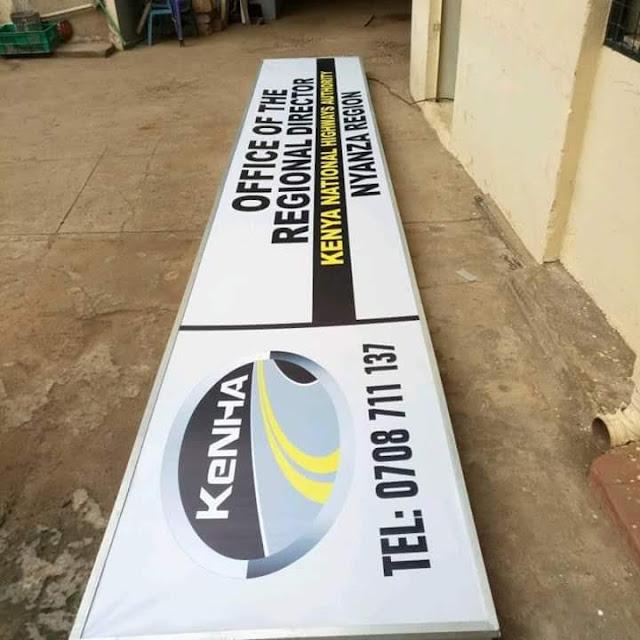 fascia signs in kenya
