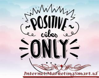 Cara Hidup Positif,Cara Membuat Hidup Positif,