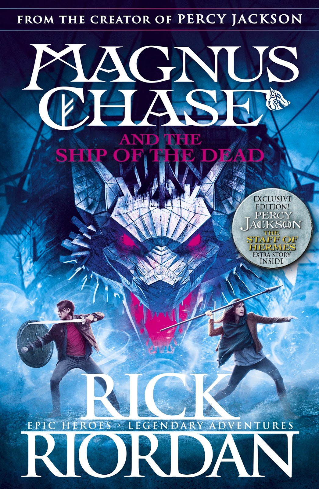 The Ship of the Dead de Rick Riordan