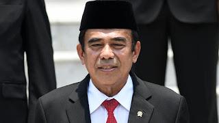 BREAKING NEWS: Menteri Agama Fachrul Razi Positif Covid-19