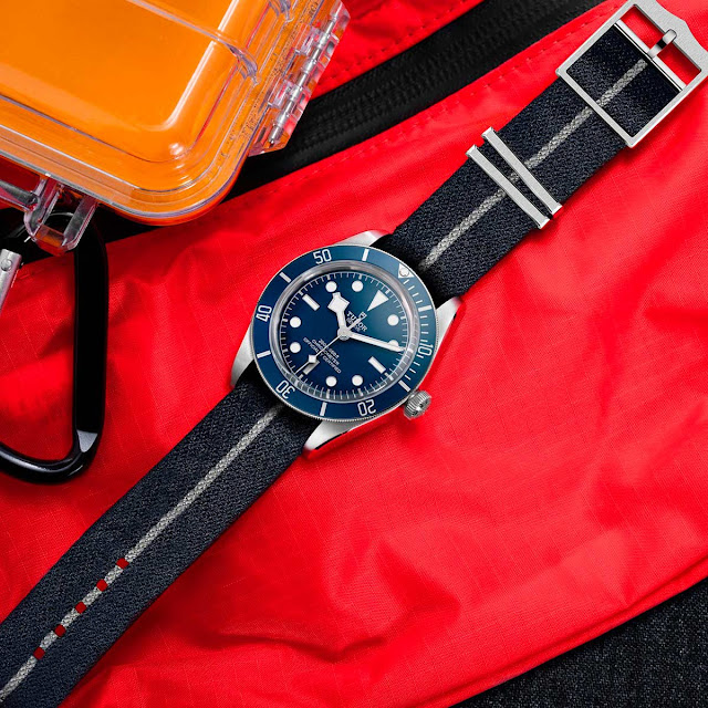 Tudor Black Bay Fifty-Eight Navy Blue ref. 79030B