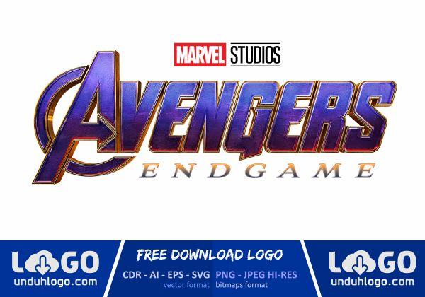 Logo Avengers Endgame