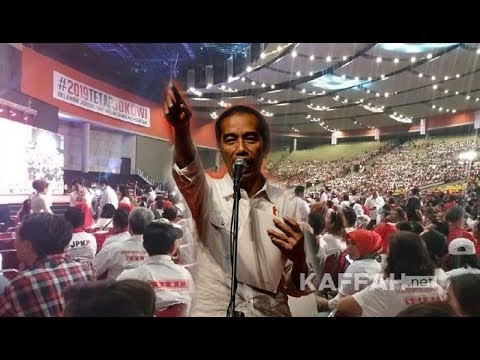 Jokowi Jangan Jadi Provokator