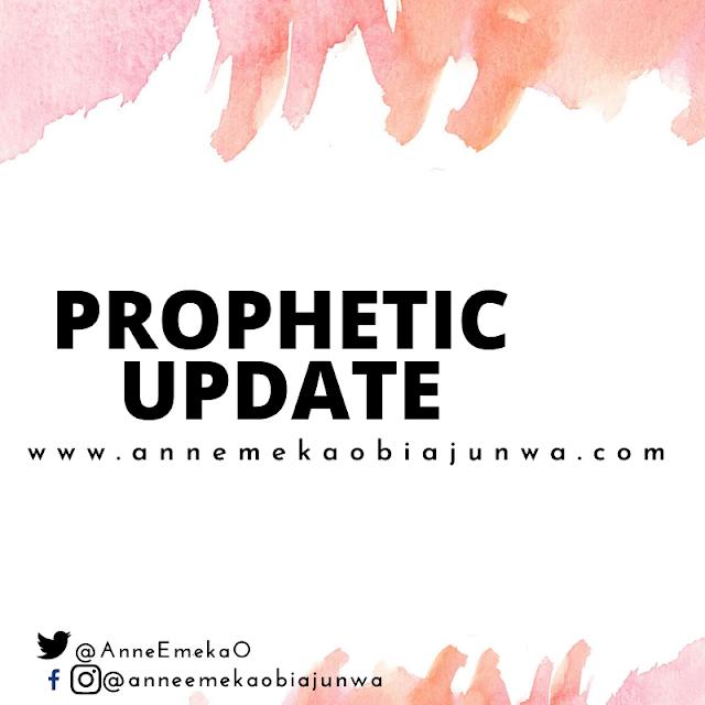 Prophetic update