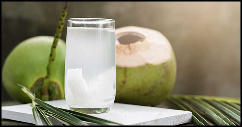 Coconut Water: A Good Source Of Beneficial Nutrients