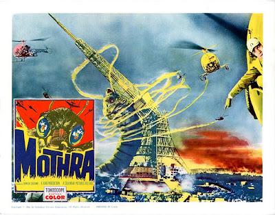 Mothra 1961 Image 9