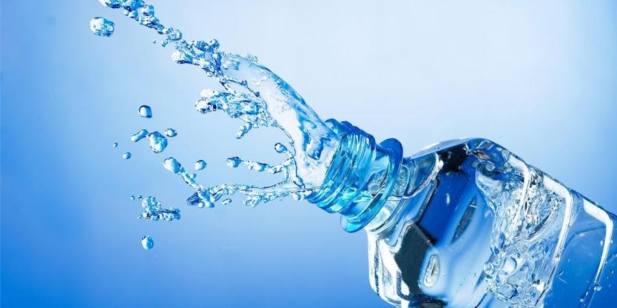 Beber agua, deporte y salud