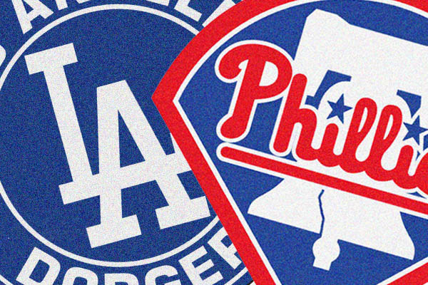 Phillies visit the Dodgers