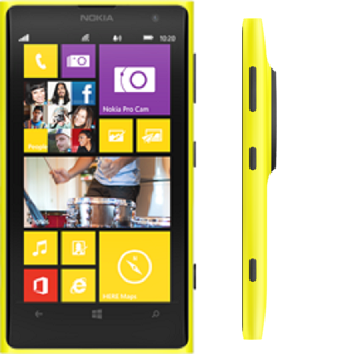 Nokia Lumia 1020: The Smartphone WITH SUPER CAMERA