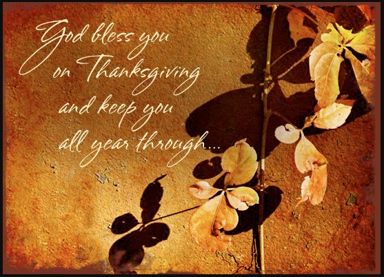 Wishes for Thanksgiving