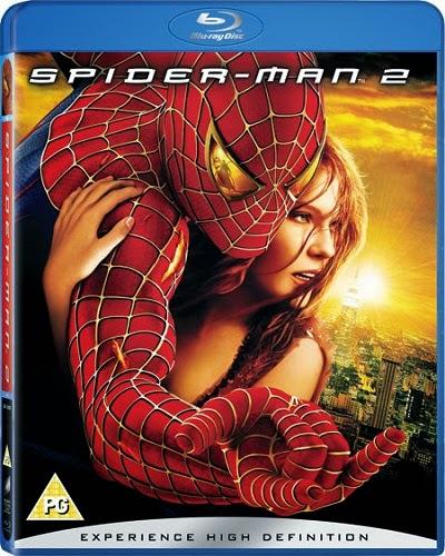 Spider Man 2 (2004) 720p 1GB BRRip Hindi Dubbed Multi Audio [Hindi + Telugu + Tamil + English] MKV