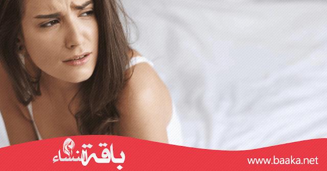المزاج السيئ والحالة النفسية اثناء الدورة الشهرية