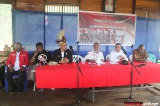 Komponen BMP-RI Nyatakan Sikap Dukung Penuh TNI-Polri, Jaga Kedaulatan NKRI