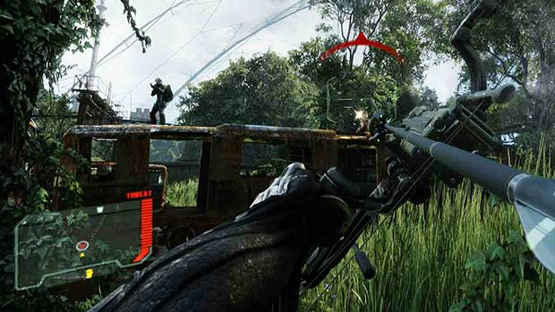 CRYSIS 3: Official Game Direct Free Download