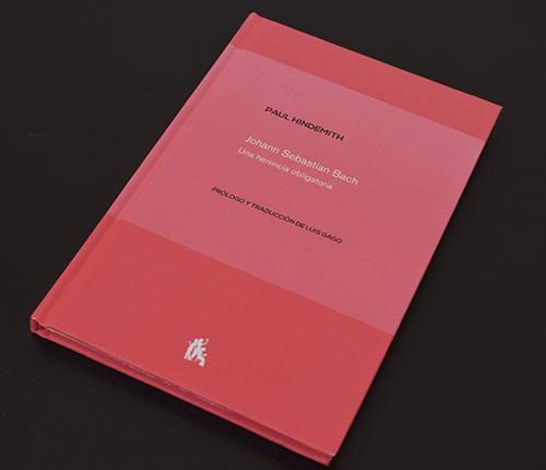 Traducción de la conferencia de Paul Hindemith sobre Johann Sebastian Bach
