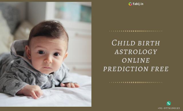 Child birth prediction vedic astrology