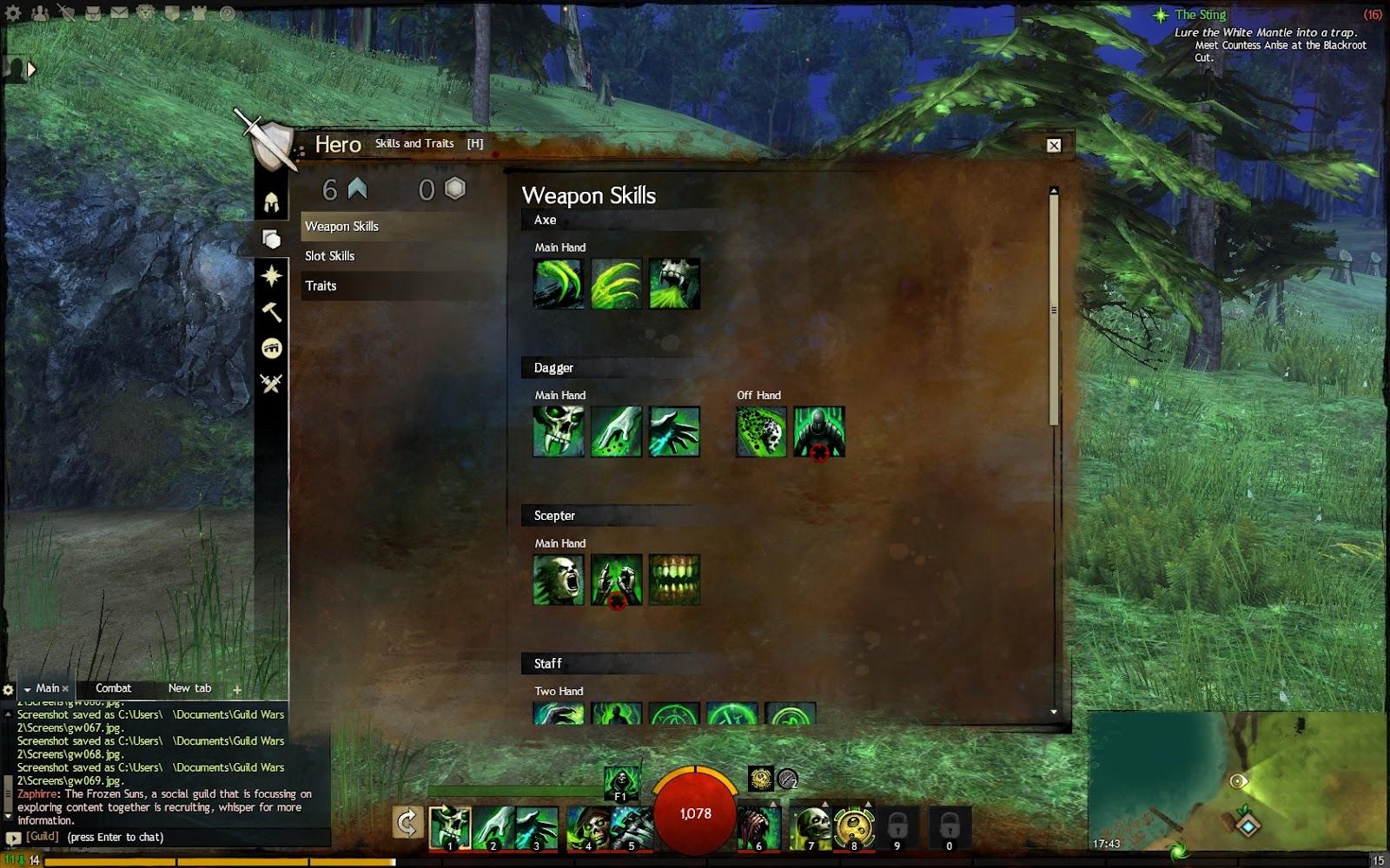 Game Ponder: Guild Wars 2: First Impressions