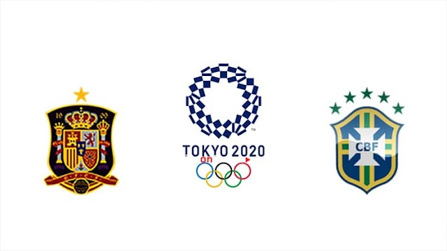 Brazil vs Spain Final Olympic Games 2021 Preview and Prediction Live Soccer streams