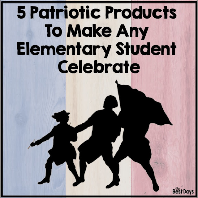 Patriotic Products to make your celebrating easier!