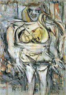 """""""Woman III"""", Willem de Kooning"""