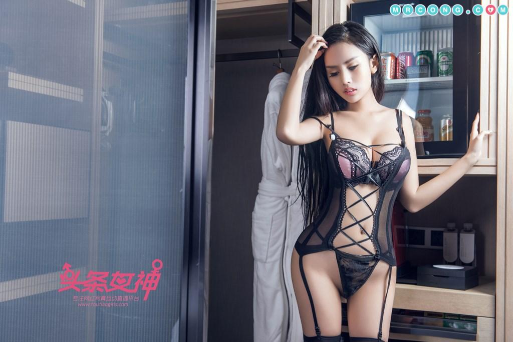 Image TouTiao-2017-12-05-Chen-Di-Ya-MrCong.com-001 in post TouTiao 2017-12-05: Người mẫu Chen Di Ya (陈迪垭) (35 ảnh)