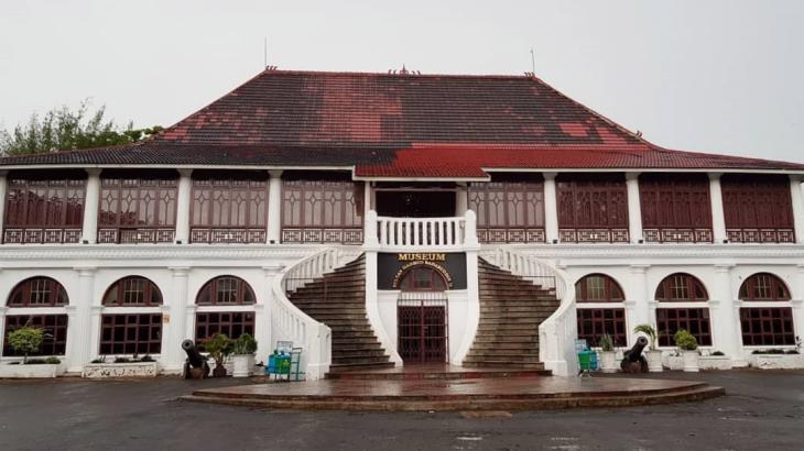 Sultan Mahmud Badaruddin Museum, Palembang