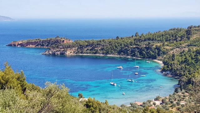 Alonissos viaggio Grecia Sporadi