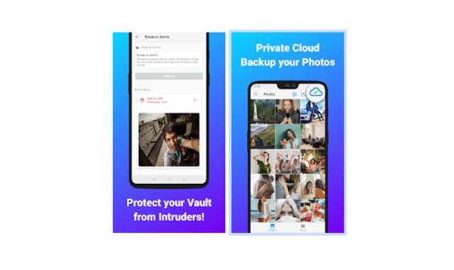 تطبيق اندرويد لاخفاء الصور والفيدوهات