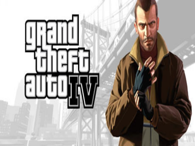 Download GTA 4 Game PC Free Highly Compressed