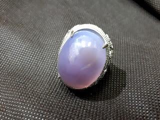 Lavender Baturaja BTJ006 Big Size Mumbul Serat Kura