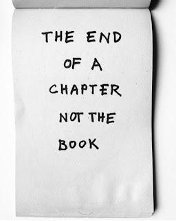 "Nota de Felipe Oliveira Baptista:""The End of a Chapter, Not The Book""."