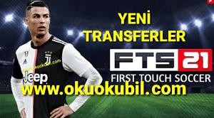 FTS 21 Soccer 2021 Yeni Transfer Hileli Mod Apk + Obb + Data İndir 2020