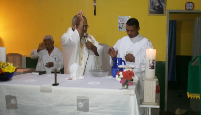 Encerramento da Festa de Santa Rita de Cássia em Coroatá