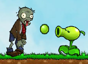 Plants vs Zombis Platformer
