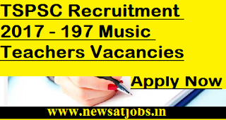 TSPSC-jobs-197-Music-Teachers-Vacancies