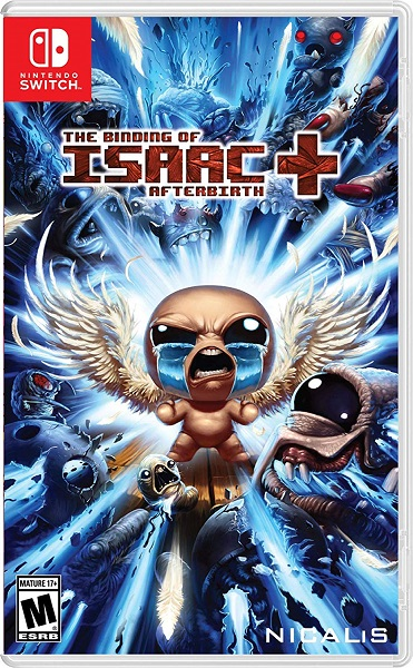 The Binding of Isaac Afterbirth Plus NSP Switch