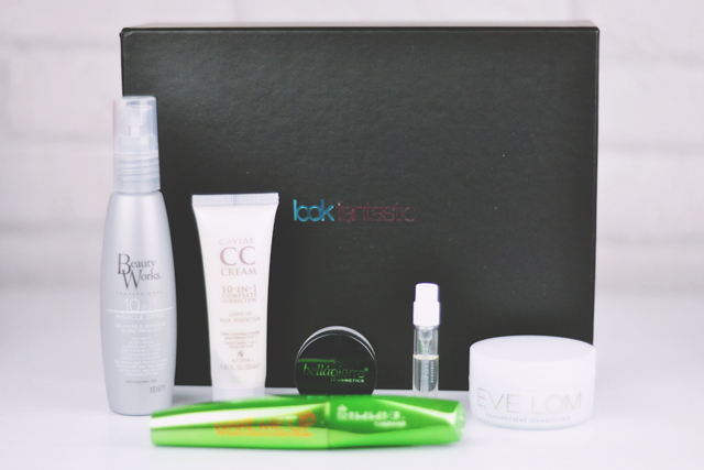 LookFantastic Beauty Box Review