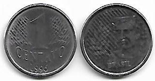 1 centavo, 1996