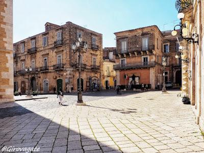 piazza duomo Lucera