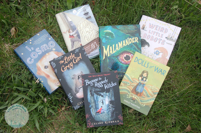 Great Read Alouds for Tweens