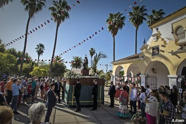 Horario e Itinerario Procesión Virgen del Rosario de Electromecánicas. Córdoba 10 de Octubre del 2021