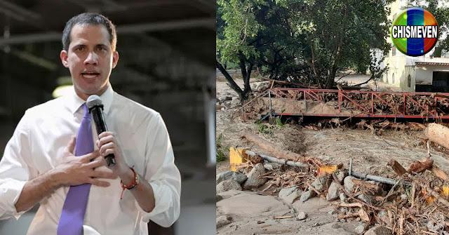 Presidente Guaidó asegura que lo que ocurrió en Aragua le duele en el alma