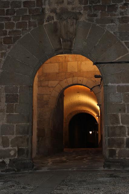 Palacio de Mirabel en Plasencia