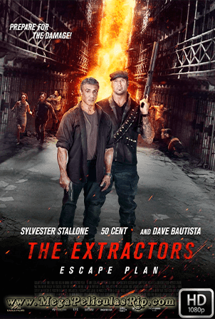 Plan De Escape The Extractors 1080p Latino