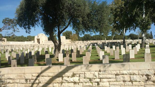 בית העלמין הצבאי הבריטי בירושלים