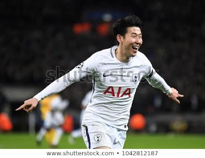 Son strike leapfrogs man city as Tottenham go second