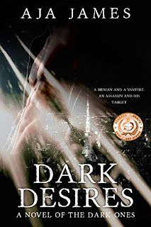 Dark Desires by Aja James
