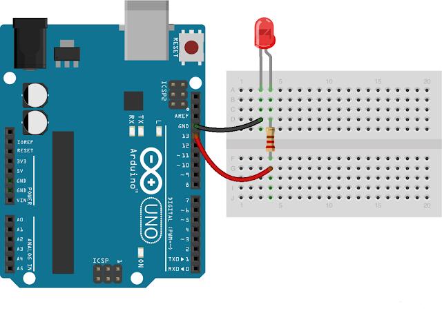 Arduino dan LED